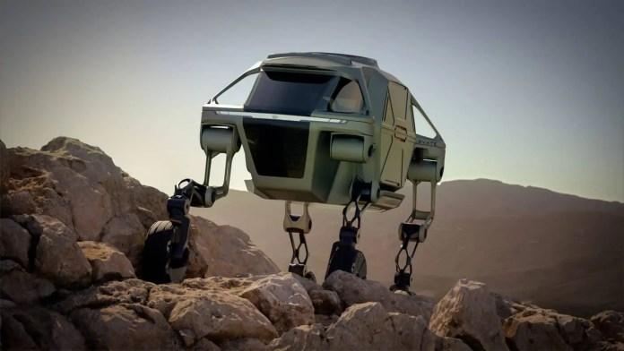 Hyundai presenta il primo Transformer per la conquista dello Spazio