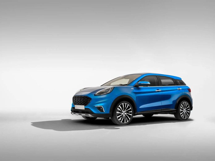 Nuova Ford Ecosport 2021, il Restyling in Anteprima