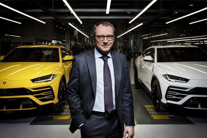 Stefano Domenicali lascia Lamborghini sarà il CEO della Formula 1