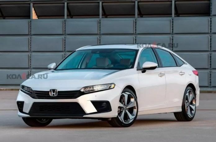 Nuova Honda Civic 2021, Rendering e Anticipazioni