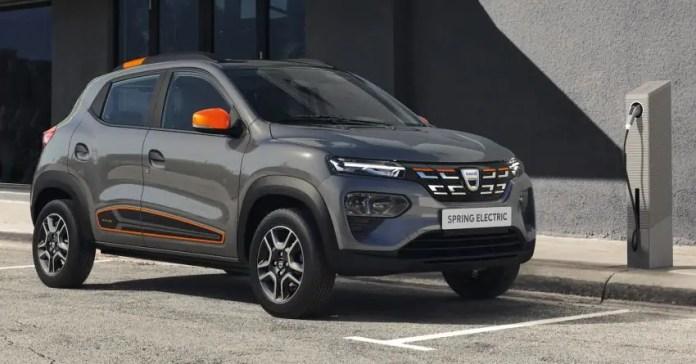 Nuova Dacia Spring 2021, dati tecnici e info sull'elettrica Low Cost