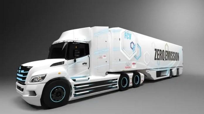 Toyota e Ino insieme per il Camion ad Idrogeno