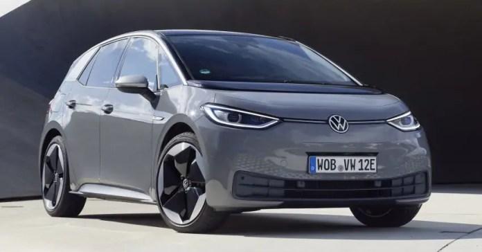 Nuova Volkswagen ID.3, 5 Stelle nei test Euro NCAP