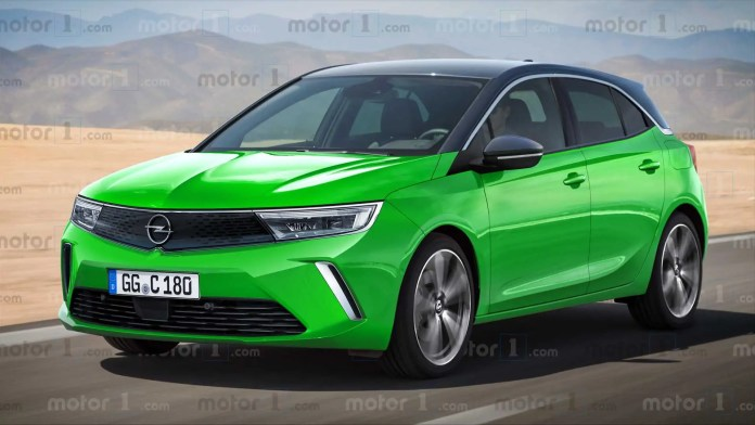 Opel Astra Opc 2021, Anticipazioni motore ibrido e Rendering