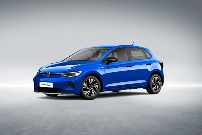 Nuova Volkswagen ID.2 2022, il Rendering ispirato alla Polo