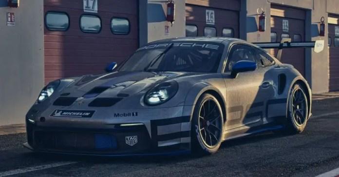 Nuova Porsche 911 GTE Cup 2022, 510 CV di Motorsport