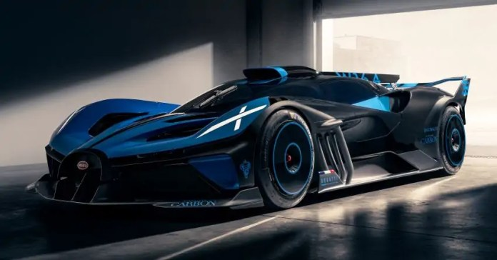 Volkswagen tiene Lamborghini e vende Bugatti