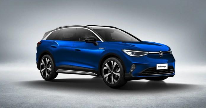 Nuova Volkswagen ID.6 2022, il Rendering senza veli in Anteprima