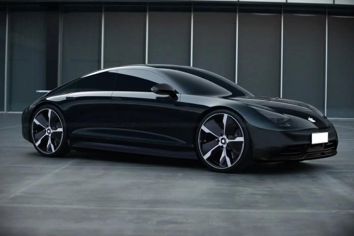 Apple Car si farà con Hyundai? I rendering