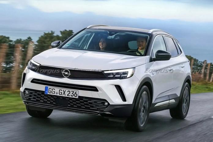 Nuova Opel Grandland 2022, il Restyling in Esclusiva