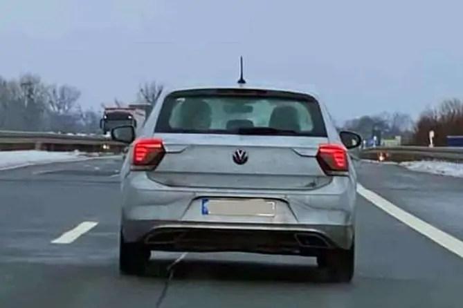 Nuova Volkswagen Polo 2021, le foto rubate in Germania