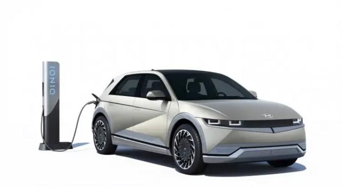 Nuova Hyundai Ioniq 5 2022, Dati tecnici e Anteprima elettrica