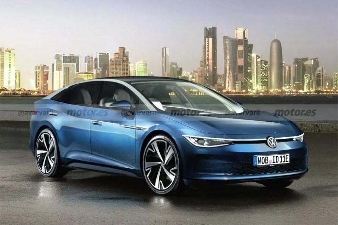 Nuova Volkswagen Trinity 2022, la Passat diventa elettrica