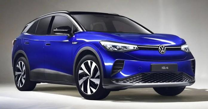 Nuova Volkswagen ID.4 2021, 5 stelle nel Crash Test Euro NCAP