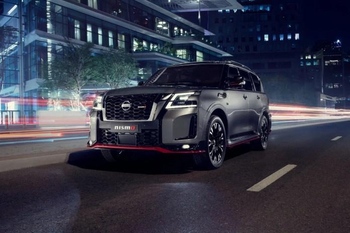 Nuova Nissan Patrol Nismo 2021, 421 CV di pura cattiveria