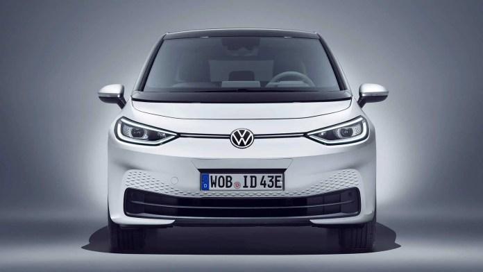 Nuova Volkswagen ID GTX, in arrivo la gamma elettrica sportiva