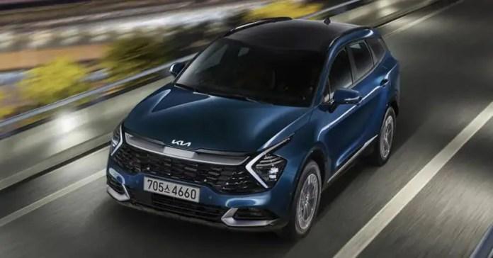 Nuova Kia Sportage 2021, in Corea arriva la versione ibrida