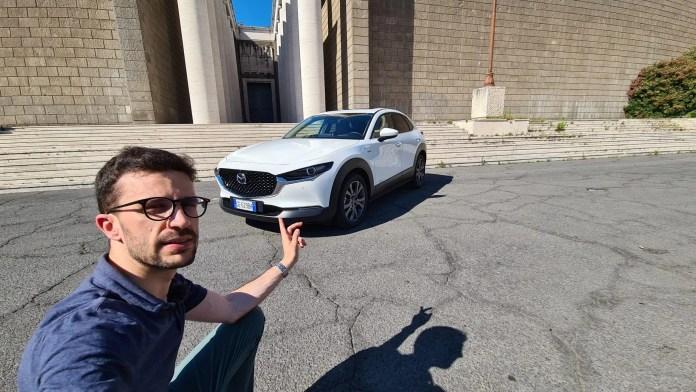 Mazda CX-30 eSkyactiv-X 186 CV | Prova su strada