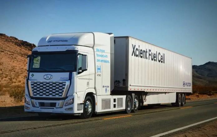 Camion ad Idrogeno: Hyundai fa 1 Milione di Km nei test