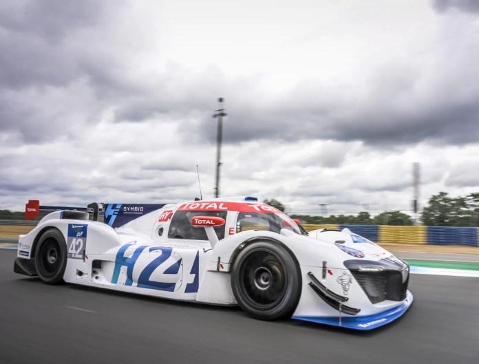 Michelin presenta la supercar ad Idrogeno per la Le Mans