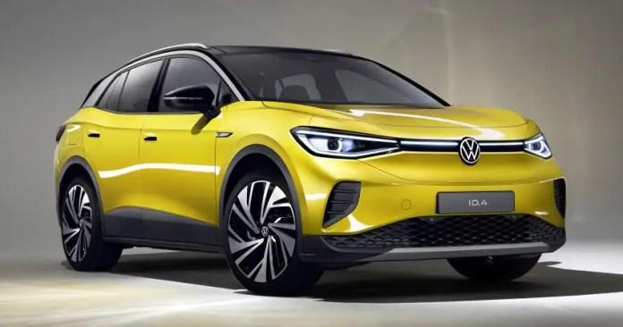 Il Gruppo Volkswagen vende 170.939 auto elettriche a metà 2021