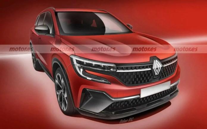 Nuova Renault Kadjar 2022, il SUV in Anteprima Rendering