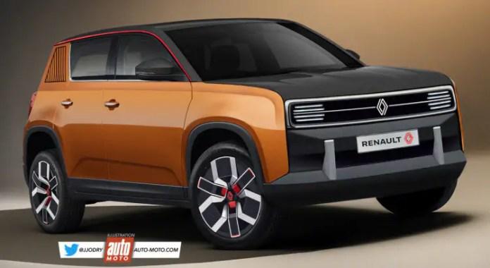 Nuova Renault 4Ever 2022, confermato il SUV elettrico