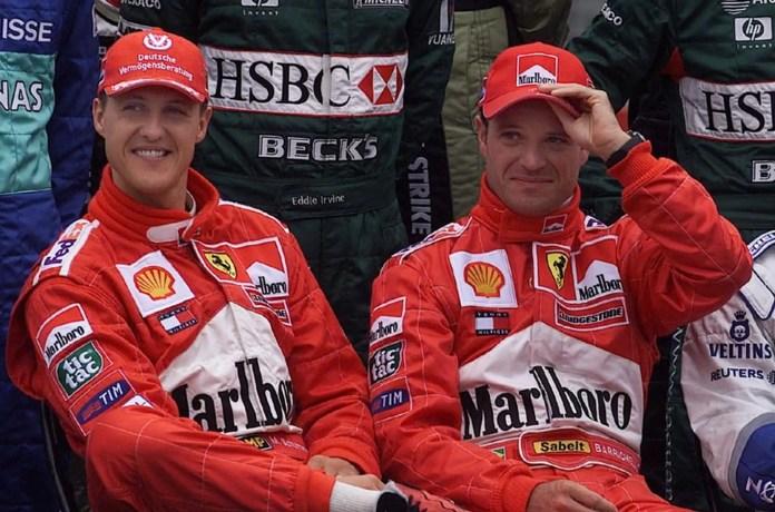 Netflix acquista i diritti in esclusiva per la serie su Schumacher