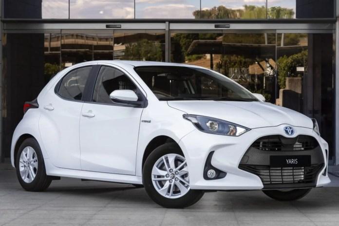 Nuova Toyota Yaris ECOVan 2022, ibrido diventa furgone