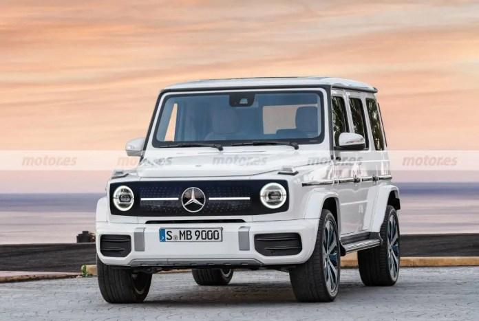 Nuova Mercedes-Benz EQG 2023, il SUV elettrico dalla Classe G