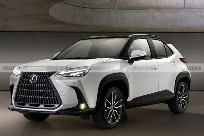 Nuova Lexus LBX 2023, il SUV compatto dalla Yaris Cross