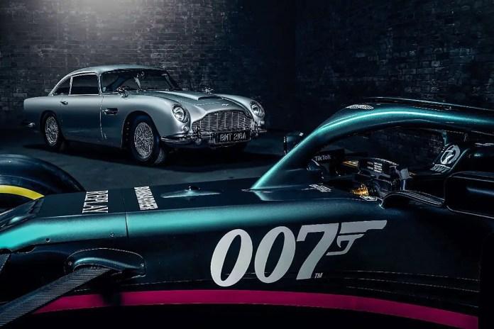 Aston Martin corre a Monza con la livrea speciale