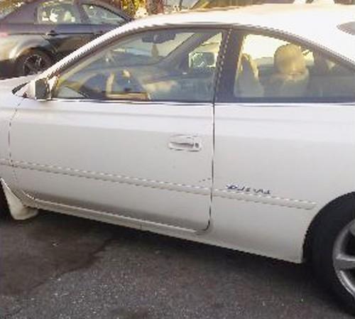 2000 Toyota Solara Under 2000 By Owner Near Providence Ri