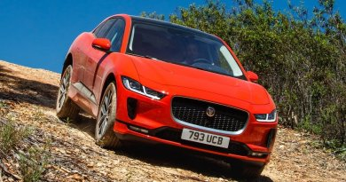 Jaguar i-Pace лучший автомобиль 2019 года