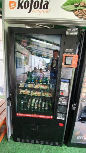 Automat na jedlo