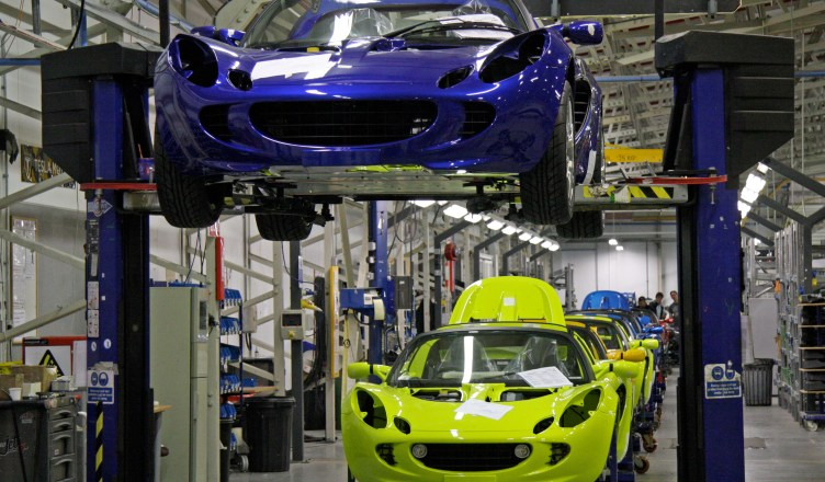 Lotus Assembly