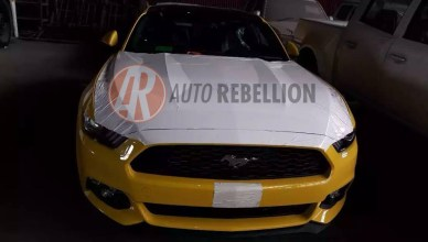 2017 Ford Mustang Bangladesh Auto Rebellion