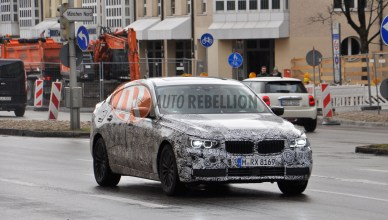 BMW 6-Series Gran Turismo Spy