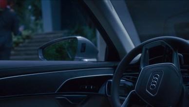2018 Audi A8 Autonomous Parking