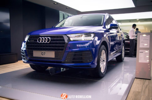 Audi DhakaProgress Motors Imports Ltd Press Meet And Showroom - Audi car made in which country