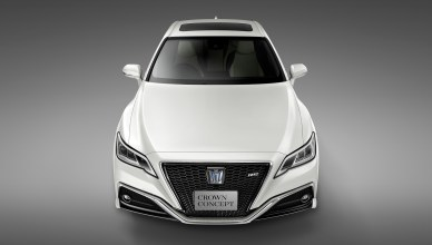 Toyota Crown Concept 2 Auto Rebellion