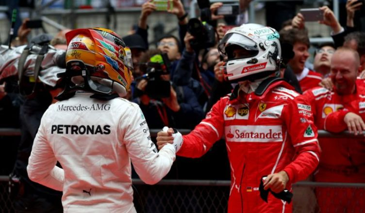 During my last 18 years as an F1 fan I have seen many great battles between drivers, but Hamilton & Vettel took things to a complete new level. Both stated their F1 career on the same year back in 2007 but both took complete different line & enjoy different types of flavor in the WC.