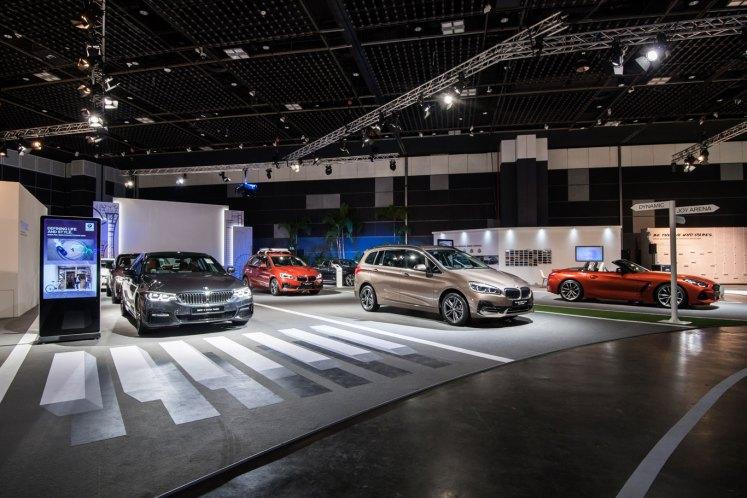 BMW 2 Series Active Tourer and Gran Tourer