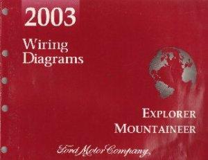 2003 Ford Explorer & Mercury Mountaineer  Wiring Diagrams