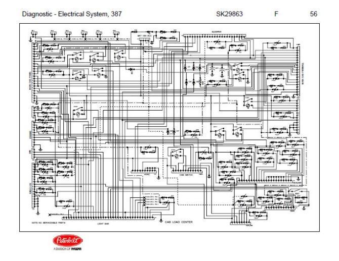 2004 peterbilt 387 wiring diagram  schematic wiring diagram