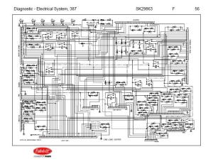 Peterbilt 387 Wiring Diagram  getting ready with wiring diagram