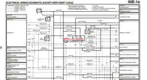 Mazda 6 (GG) (20022007) Wiring diagrams | Auto Repair