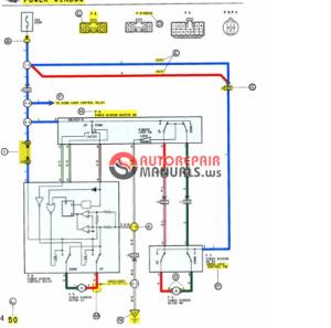 Subaru Impreza 19962001 Eletrical Wiring Diagram | Auto