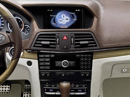 mercedes-mycomand-1 Mercedes MyComand, il WEB in auto