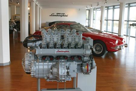 museo-lamborghini-2008-1 Museo Lamborghini a Sant'Agata Bolognese